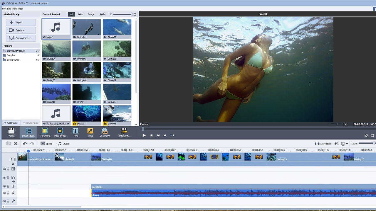 AVS Video Editor Crack 9.4.4.375 Latest Version Free Download