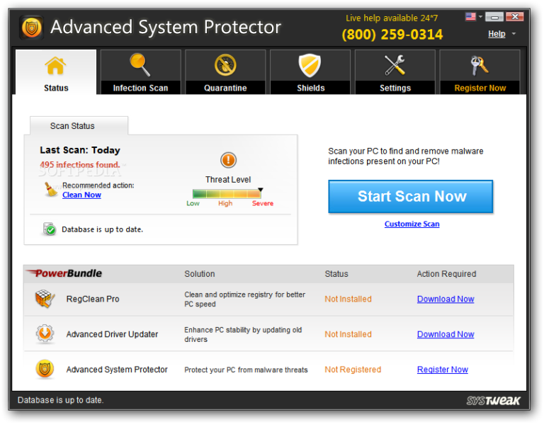 Advanced System Protector Crack 2.3.1001.26092 Latest Version