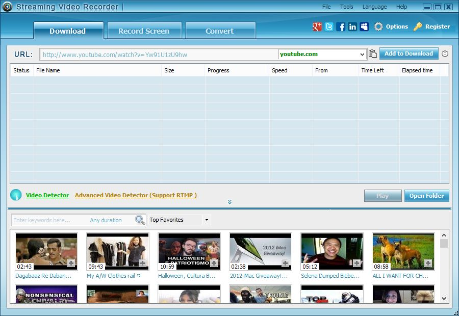 Apowersoft Streaming Video Recorder Crack 6.4.7 Latest Version Free Download