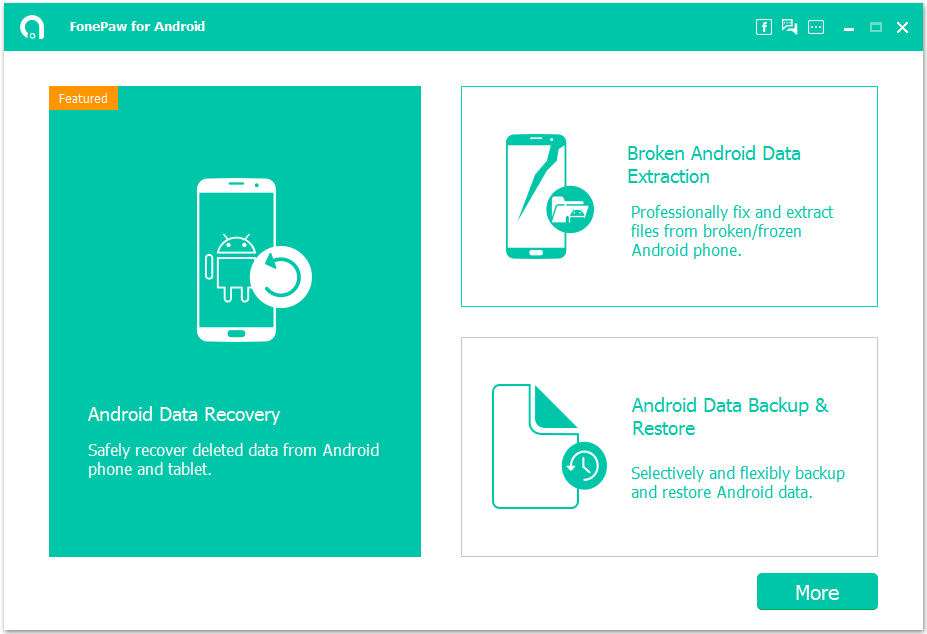FonePaw Android Data Recovery Crack 3.9.0 Latest Version 2021