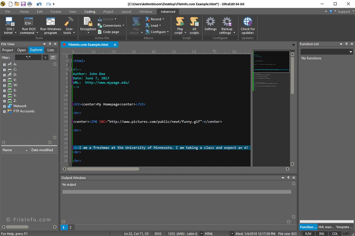 IDM UltraEdit Crack 28.0.0.46 Latest Version Free Download