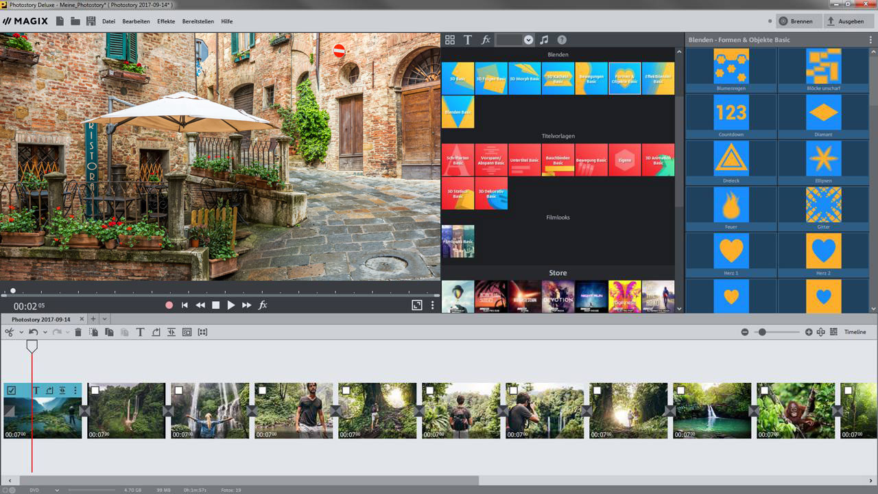 MAGIX Photostory Deluxe Crack 2021 v20.0.1.56 Latest Version