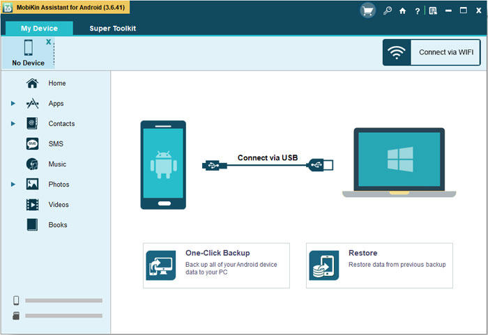 MobiKin Assistant for Android Crack 3.12.11 Latest Version Free Download