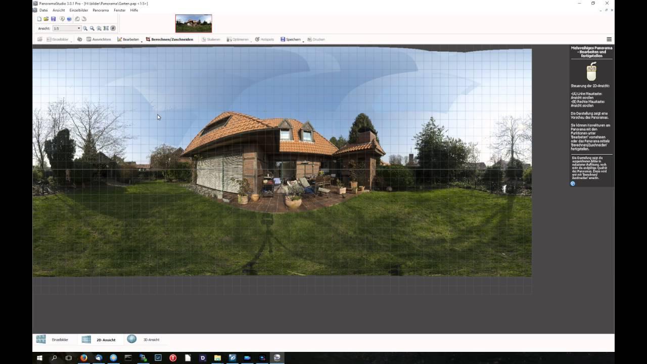 PanoramaStudio Pro Crack 3.5.7.327 Latest Version Free Download