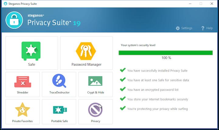 Steganos Privacy Suite Crack 21.1.0 Rev 12679 Latest Version 2021