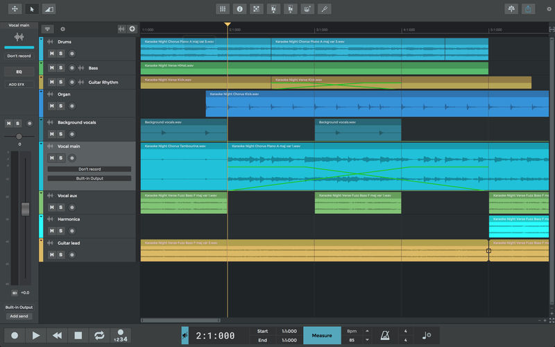 n-Track Studio Crack 9.1.2 Build 3706 Latest Version 2021