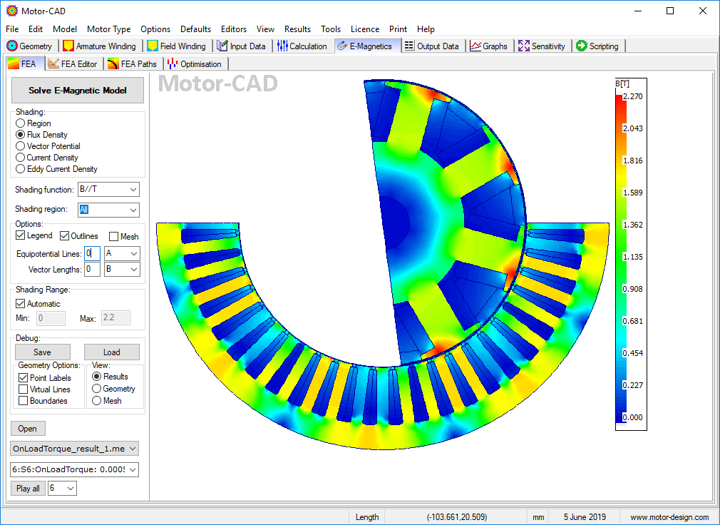 ANSYS Motor-CAD Crack 14.1.2 Tutorial Latest Version
