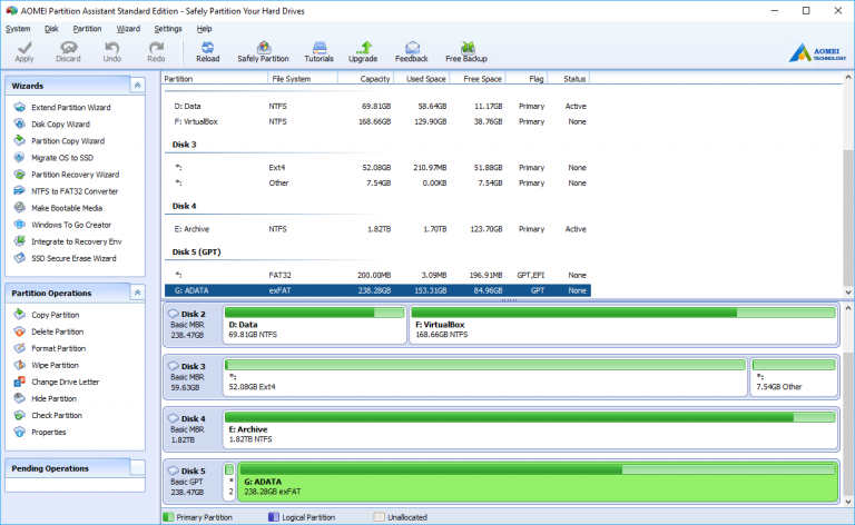 AOMEI Partition Assistant Crack 9.0 Latest Version 2021 Free Download