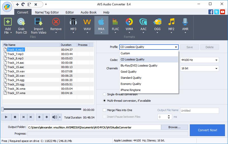 AVS Audio Converter Crack 10.0.4.613 Latest Version Free Download