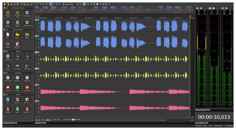 MAGIX Sound Forge Audio Studio Crack 14.0.0.130 Latest Version
