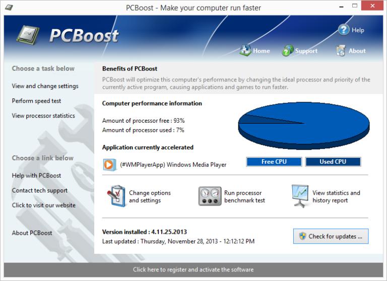 PGWare PCBoost Crack 5.12.14.2021 Latest Version Free Download