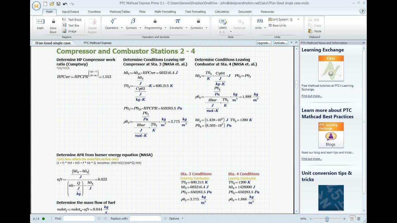 PTC Mathcad Prime 7 Crack + Product Key Full Version